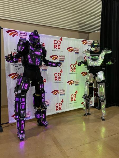 Usaa Contact Us >> SAPS Entertainment – Dancing Robots | LED Robots | Robot Show | Party Robots | Party LED Robots ...