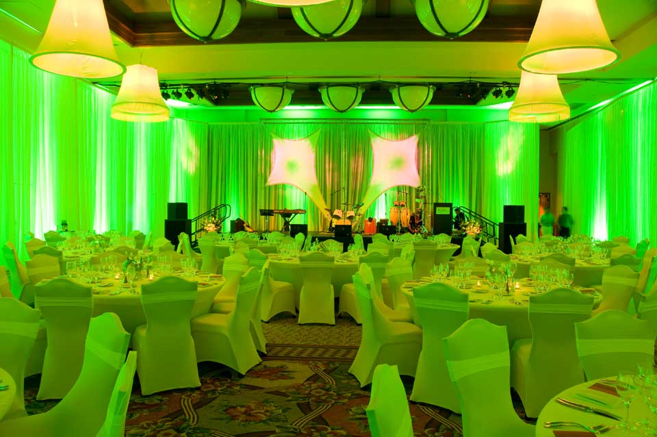 SAPS Entertainment San Antonio Lighting